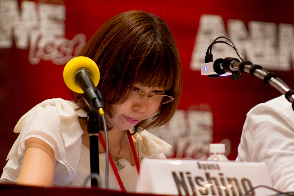 My Hero Academia's Animation Supervisor & Key Animator Ayana Nishino