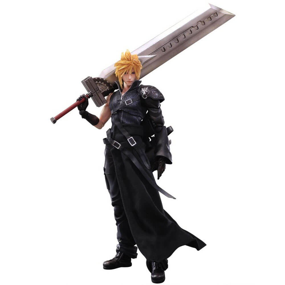 Final Fantasy Gift Guide - Advent Children Cloud Figure