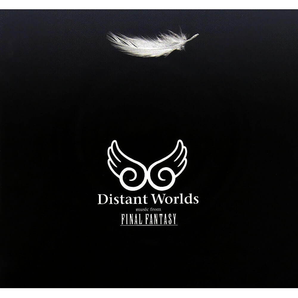 Final Fantasy Gift Guide - Distant Worlds CD