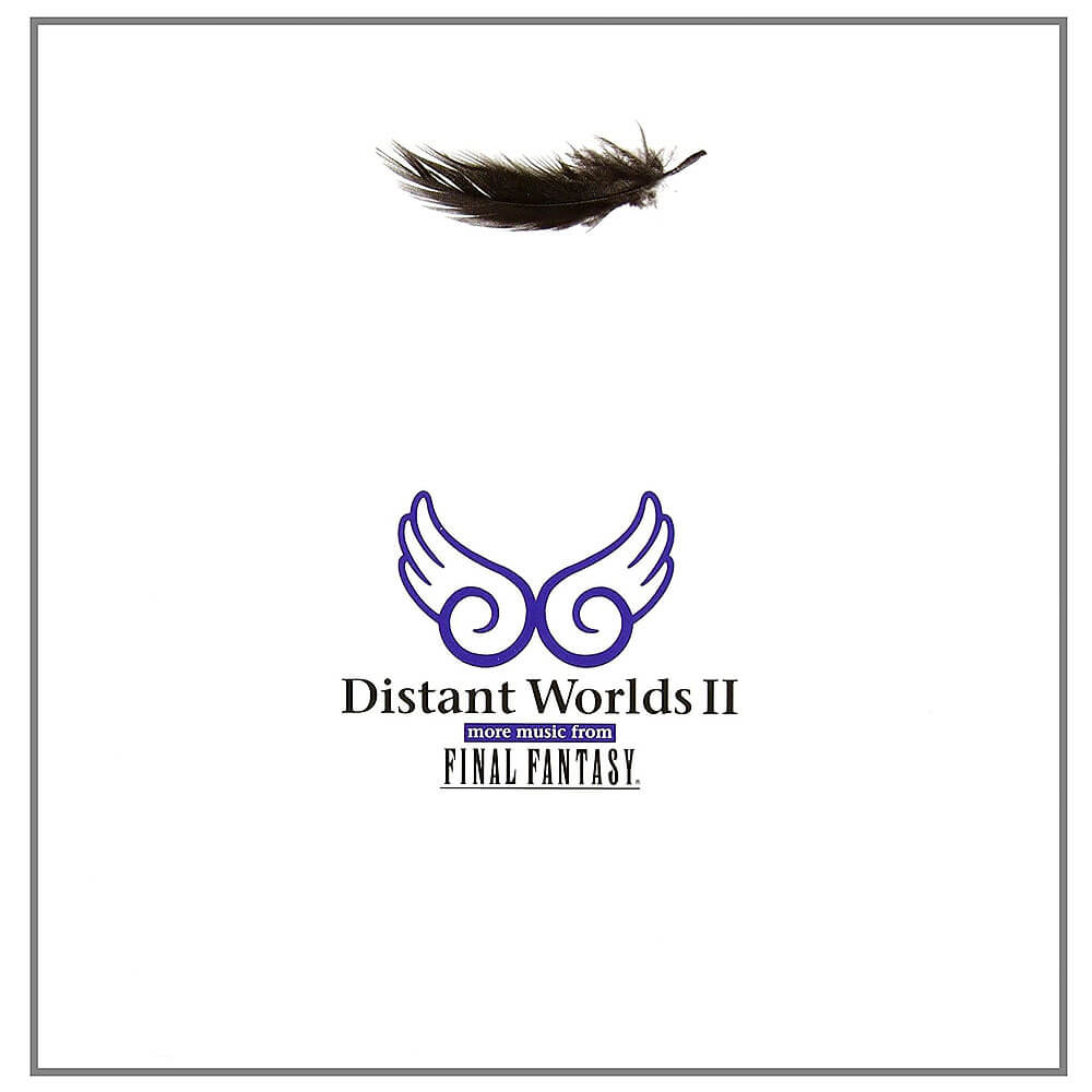 Final Fantasy Gift Guide - Distant Worlds II CD
