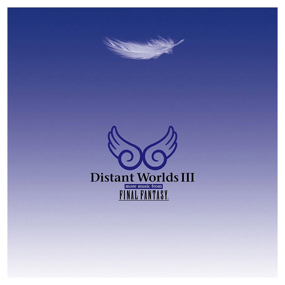 Final Fantasy Gift Guide - Distant Worlds III CD