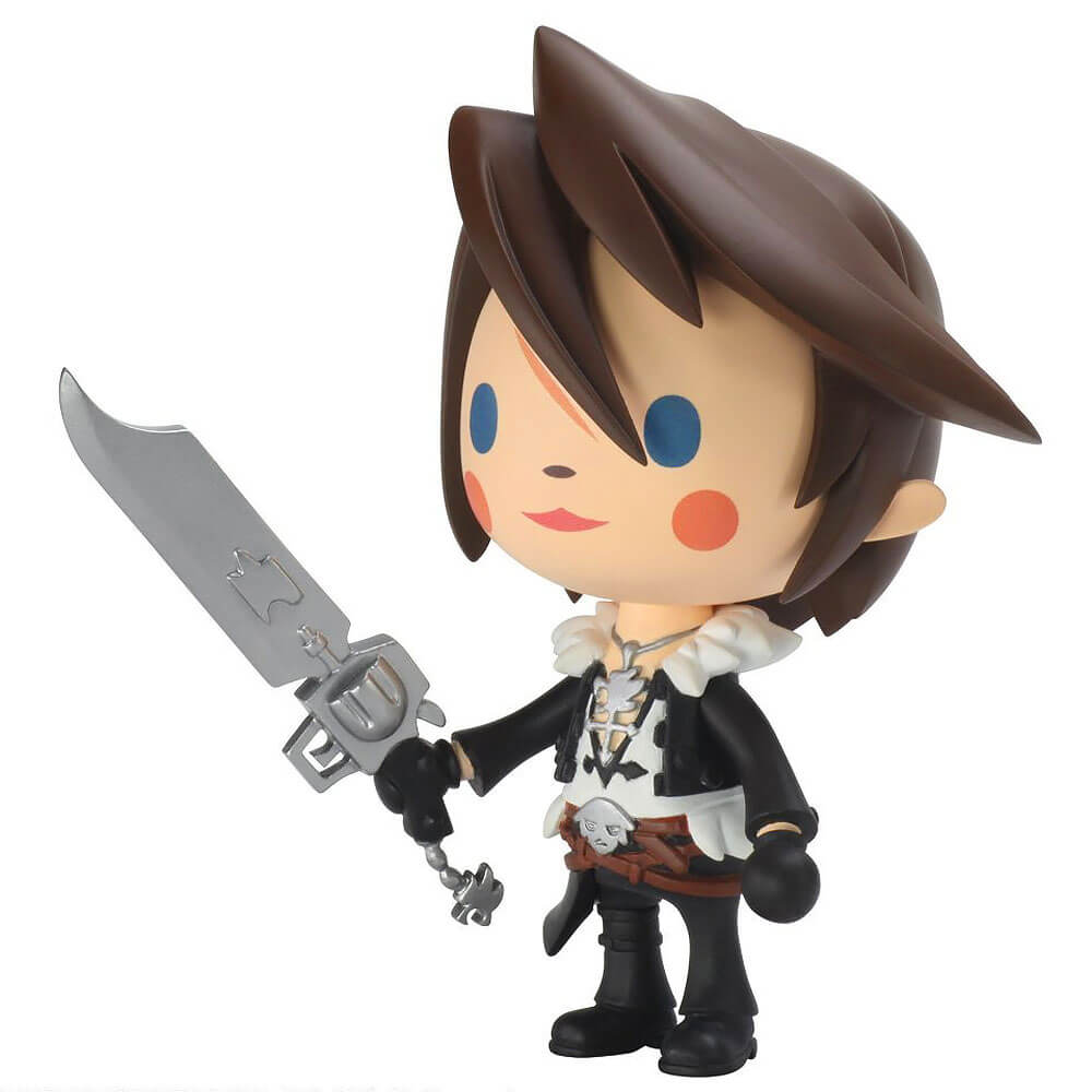 Final Fantasy Gift Guide - Static Arts Mini Squall Figure