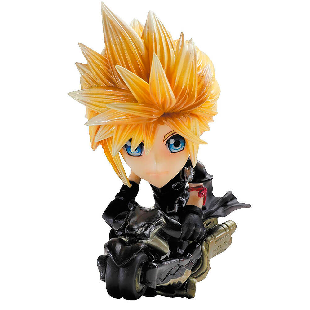 Final Fantasy Gift Guide - Trading Arts Kai: Cloud Mini Figure