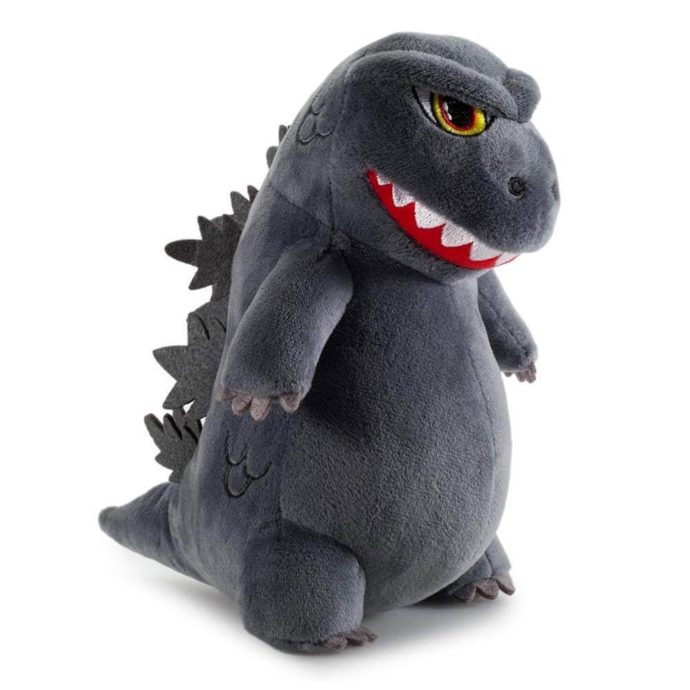 Godzilla Plushie