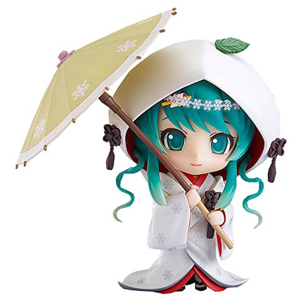 Ultimate Must-Haves - Good Smile Snow Miku Strawberry White Kimono