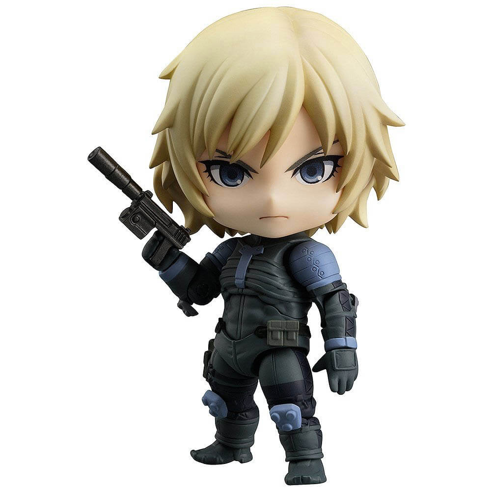 Metal Gear Solid Gift Guide - Good Smile MGS2 Raiden Nendoroid