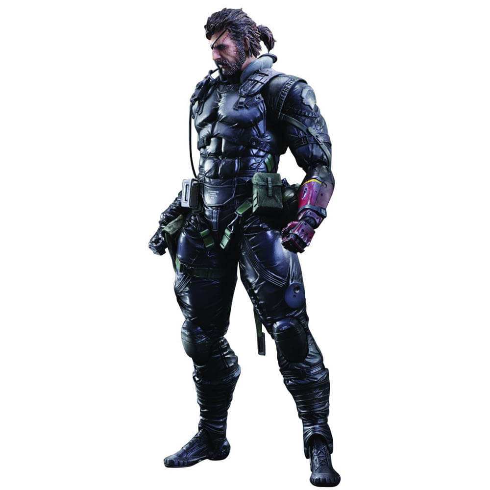 Metal Gear Solid Gift Guide - MGS V: The Phantom Pain Venom Snake Figure