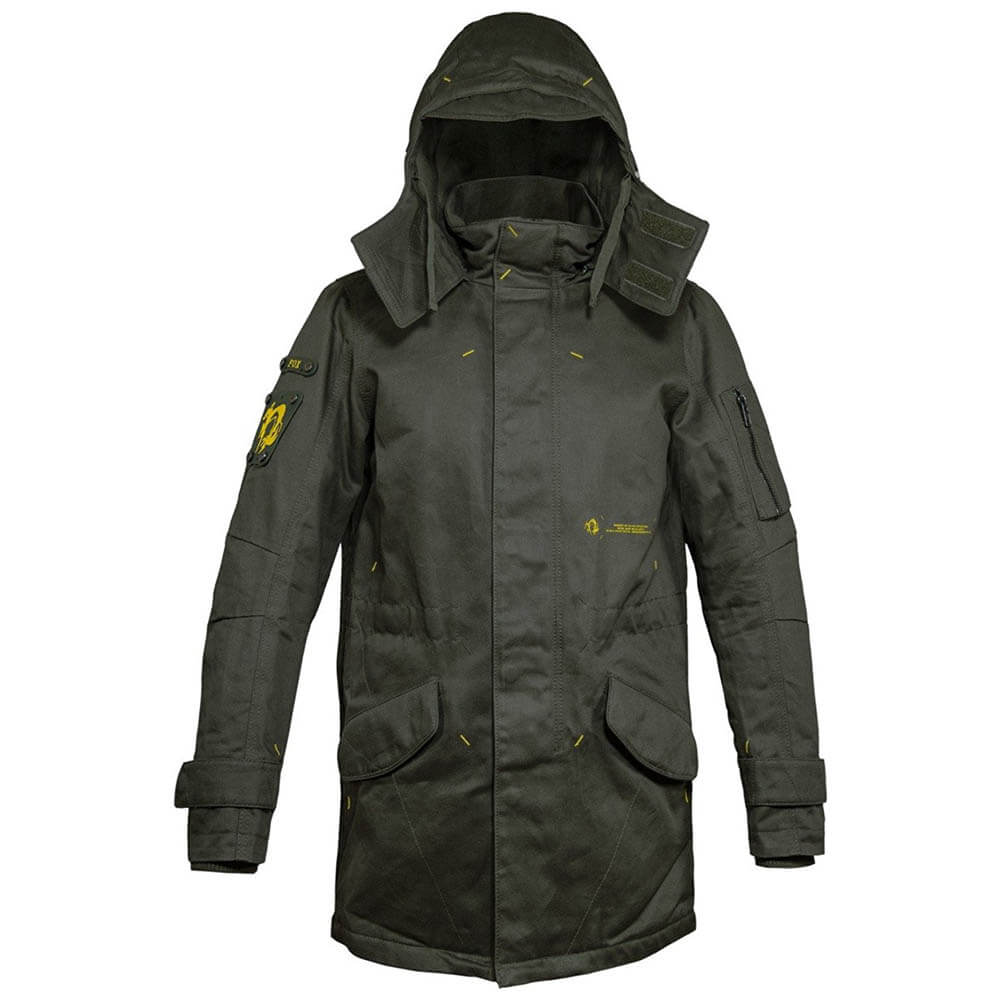Metal Gear Solid Gift Guide - Scout Jacket