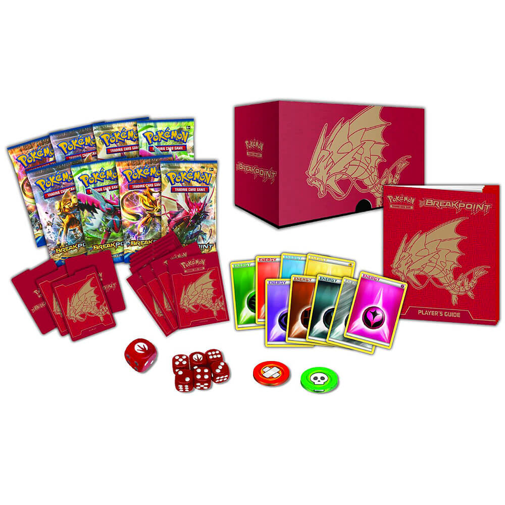 Yatta-Tachi Shops: Pokemon Gift Guide - XY Break Point Elite Card Trainer Box