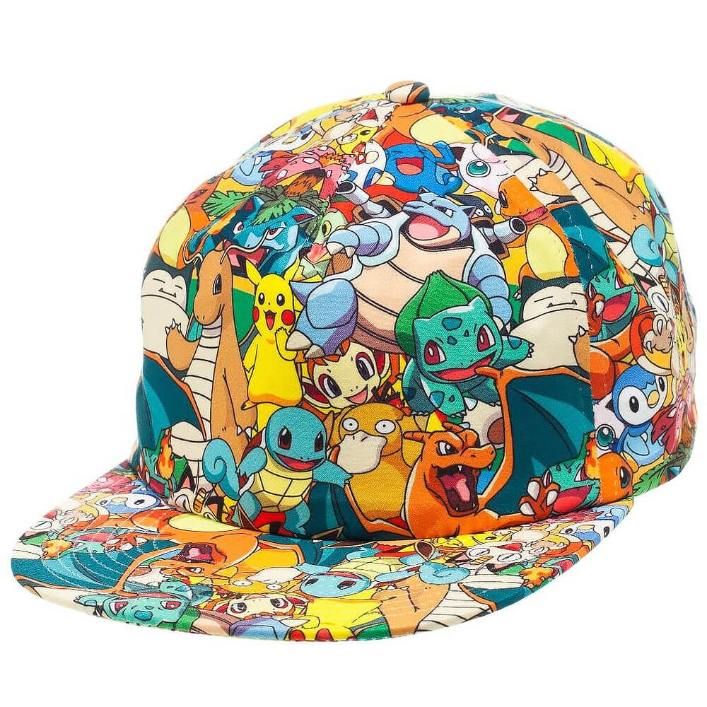 Yatta-Tachi Shops: Pokemon Gift Guide - Pokemon Cap