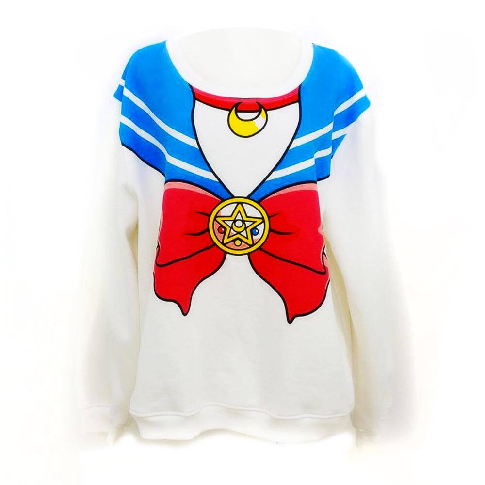 Sailor Moon Gift Guide - Sailor Fuku Jumper/Sweater