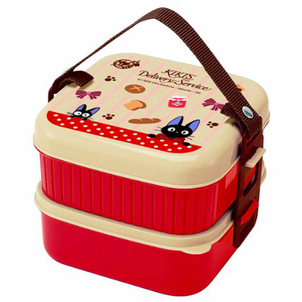 Studio Ghibli - Kiki's Delivery Service 2-tier Bento Lunch Box