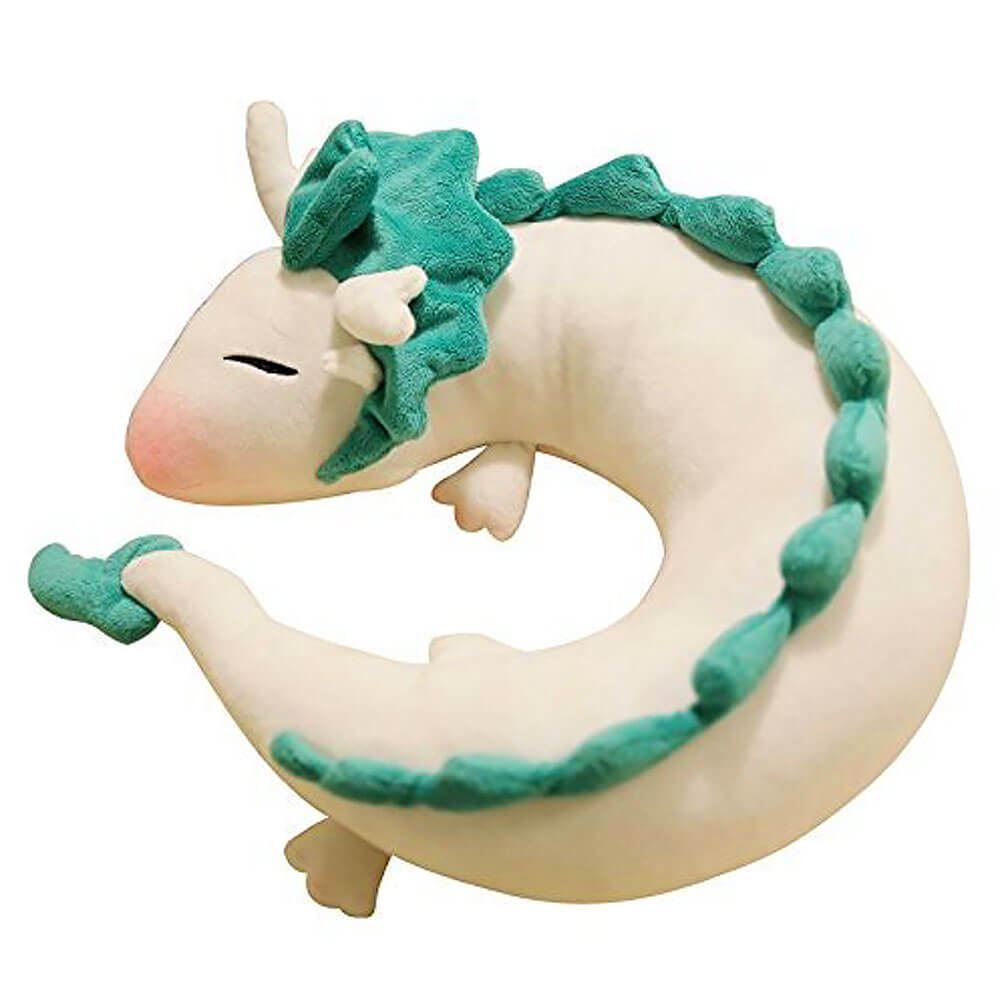 Studio Ghibli - Spirited Away Haku Dragon Neck Pillow