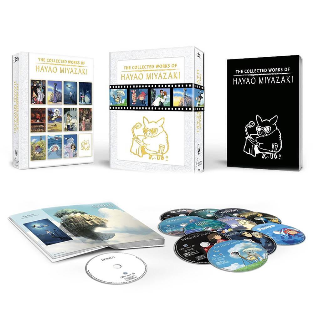 Ultimate Must-Haves - Studio Ghibli Complete Works of Hayao Miyazaki