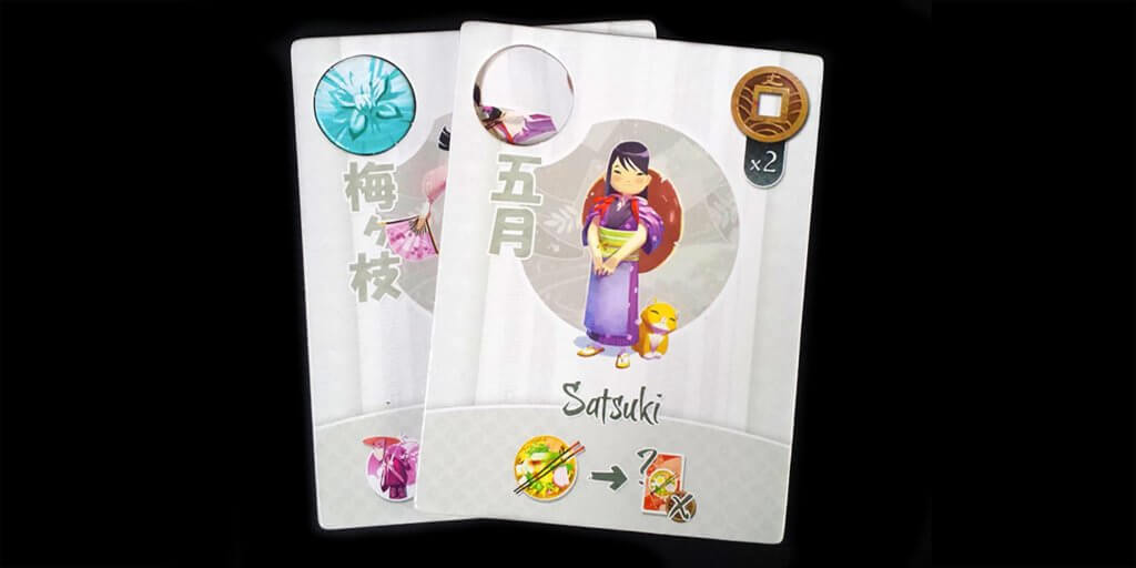 Tokaido Traveler Pieces