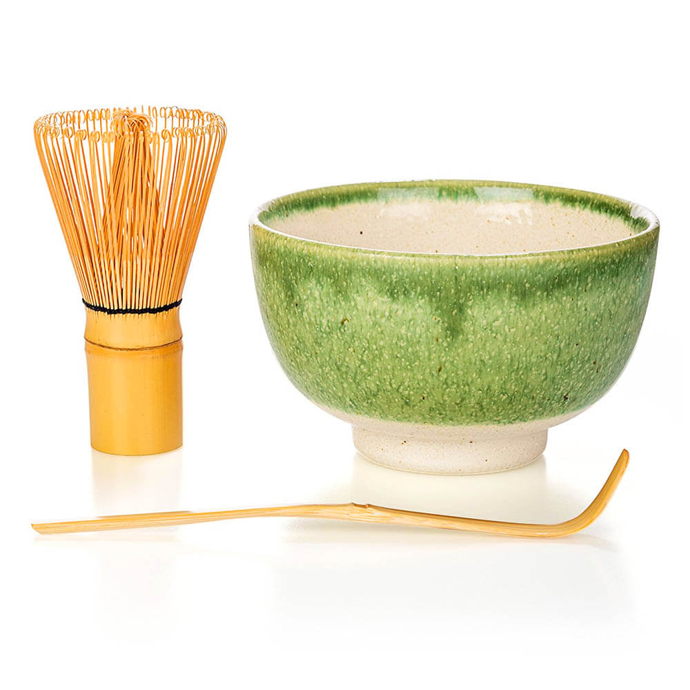 Matcha Green Tea Gift Set