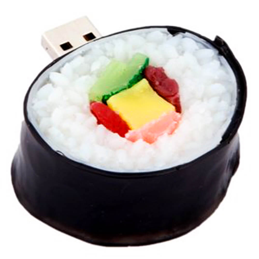 Anime Stocking Stuffers - California Roll Sushi Memory Stick