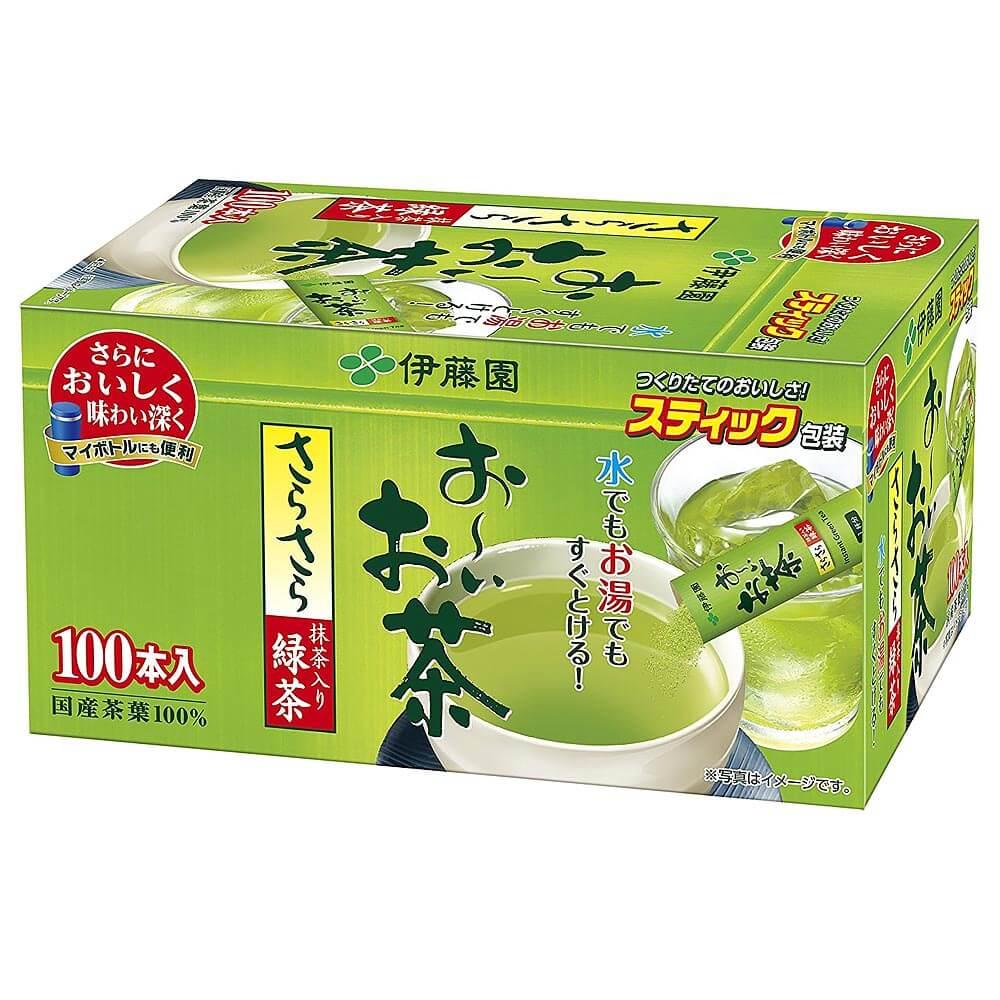 Stocking Stuffers Gift Guide - Ito En Oi Ocha Tea