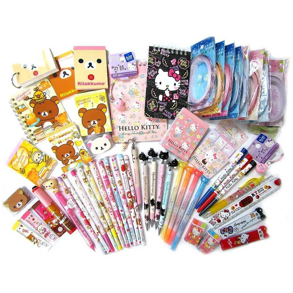 Stocking Stuffers Gift Guide -Stationary Variety Pack