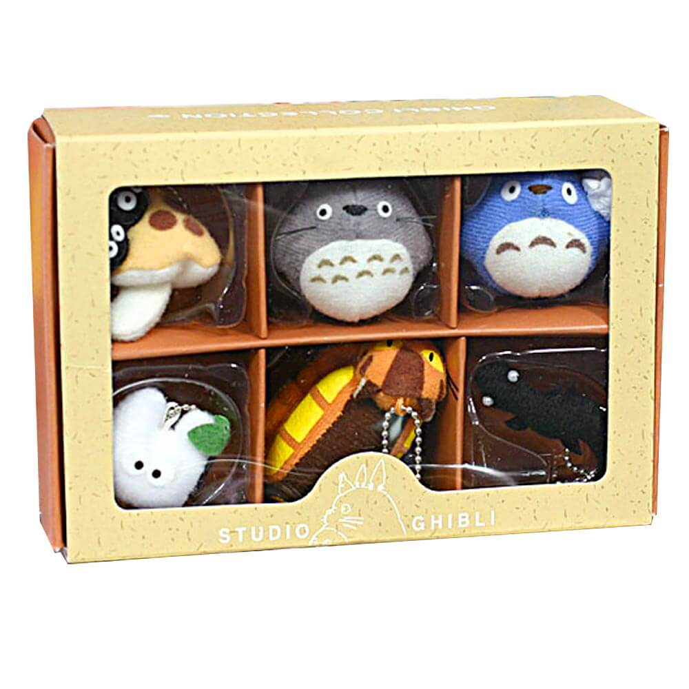 Stocking Stuffers Gift Guide -Studio Ghibli Key Chains