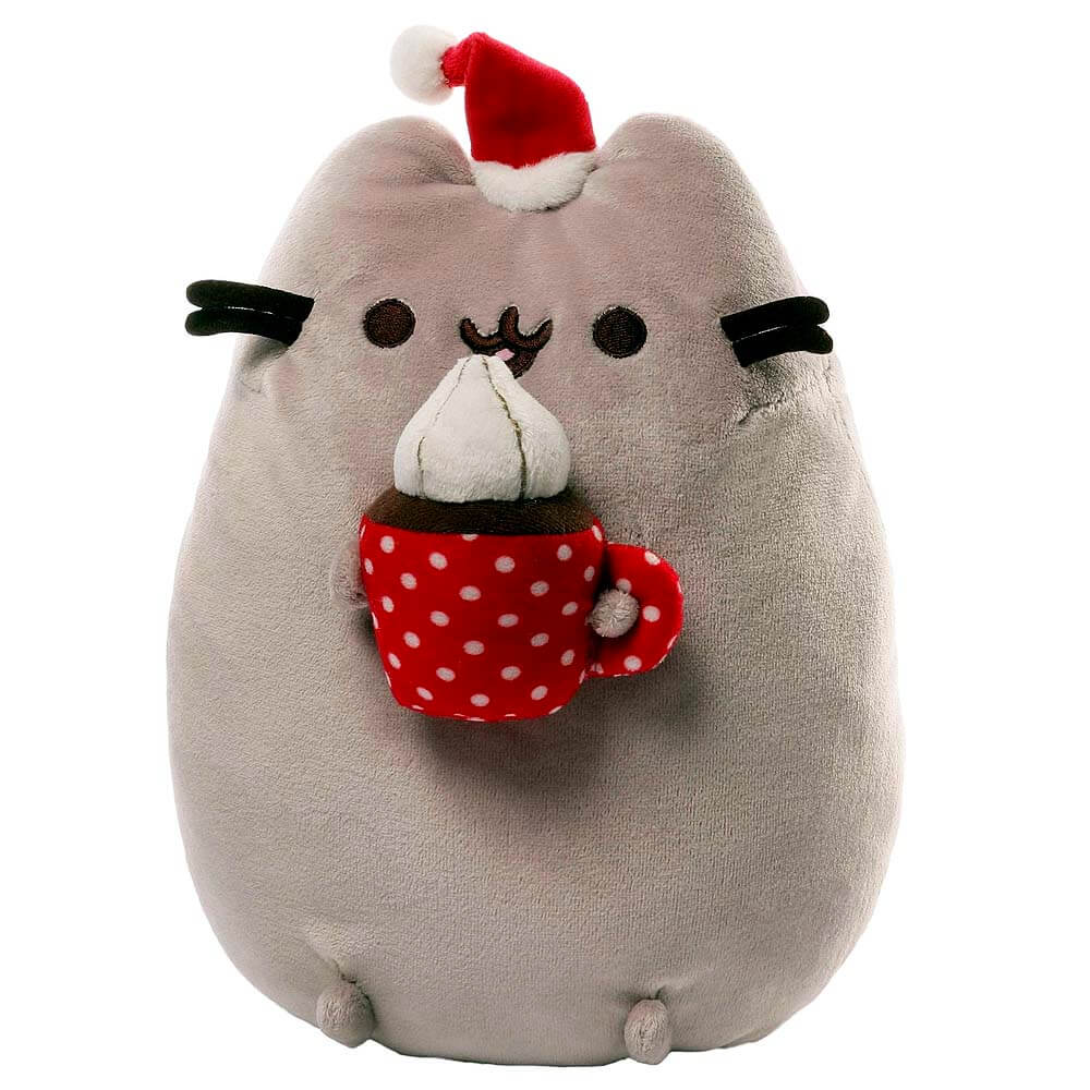 Plushies Gift Guide - Christmas Pusheen