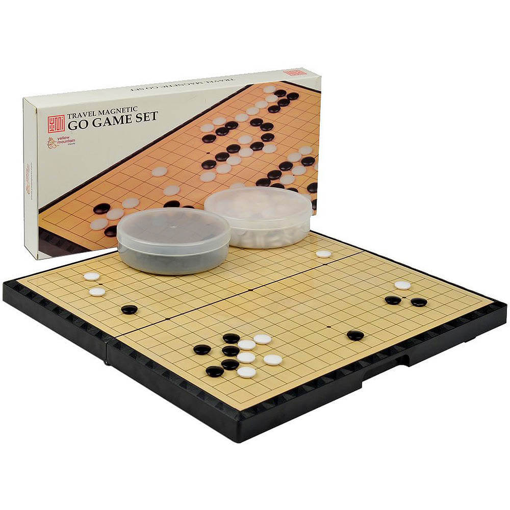 Asian Inspired Tabletop Games - Go