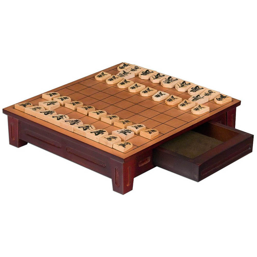 Asian Inspired Tabletop Games - Shoji Board Game