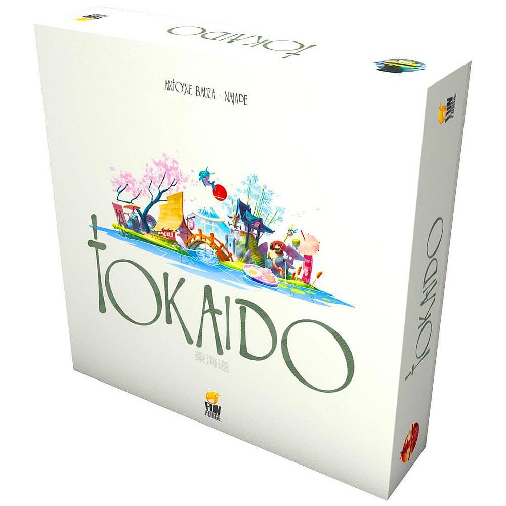 Asian Inspired Tabletop Games - Tokaido