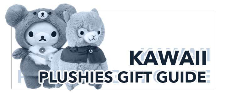 Yatta-Tachi Plushies Gift Guide