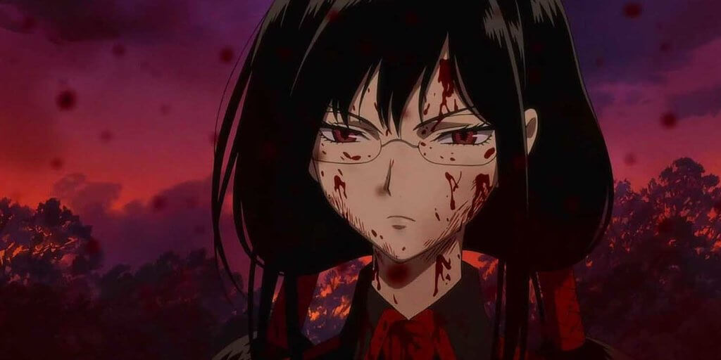 Anime Recommendation: Badass Female Leads - Blood C