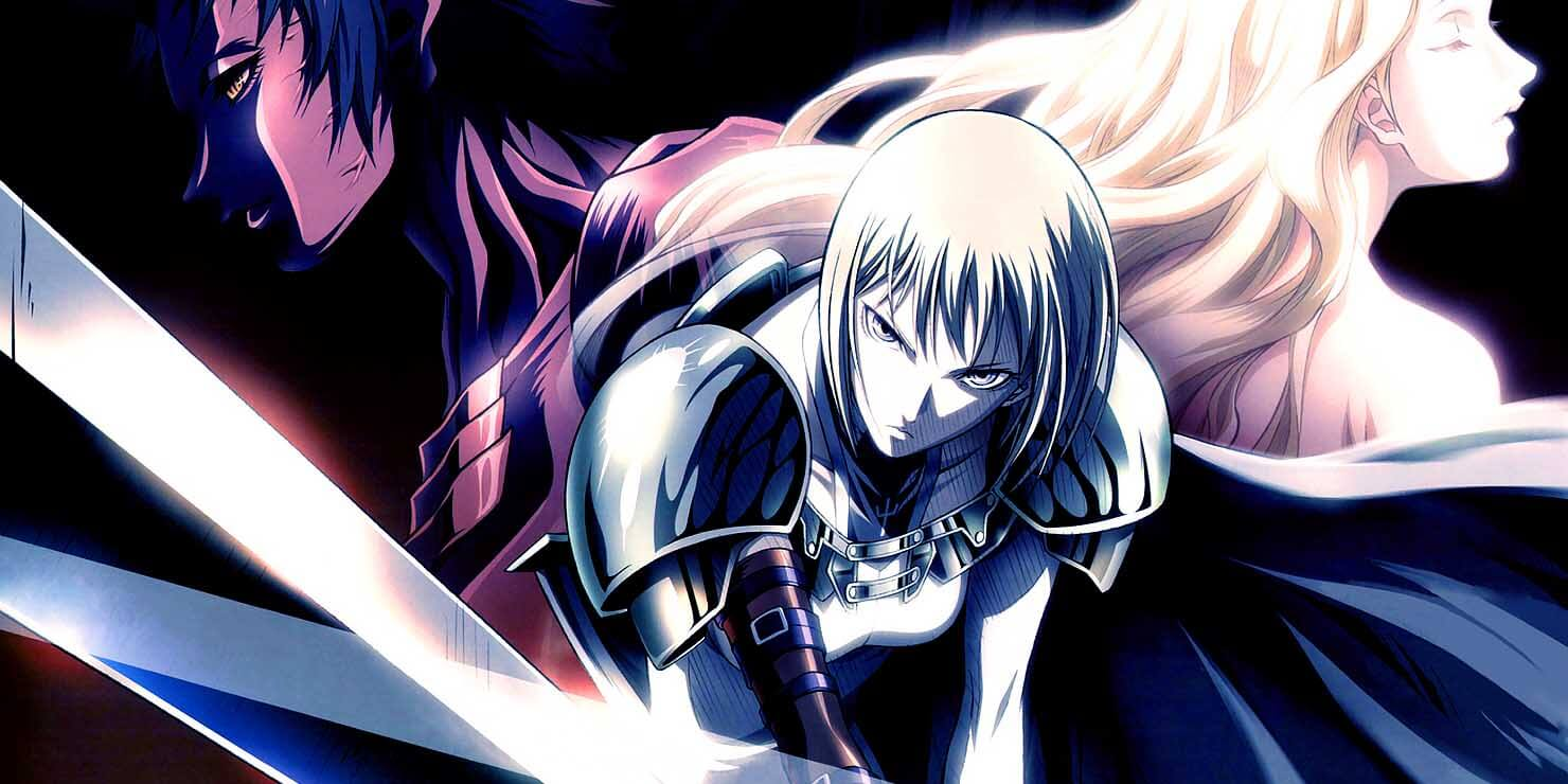 Anime Recommendation: Badass Female Leads - Claymore