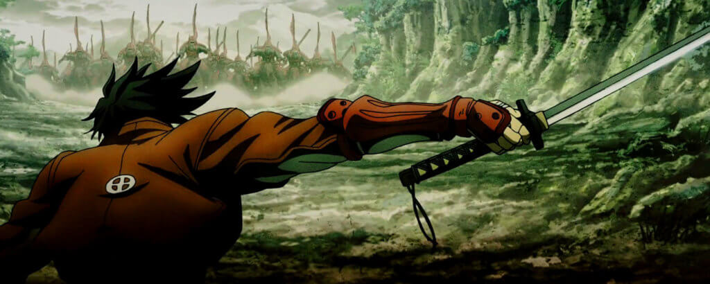 Best Anime of Fall 2016 - Drifters