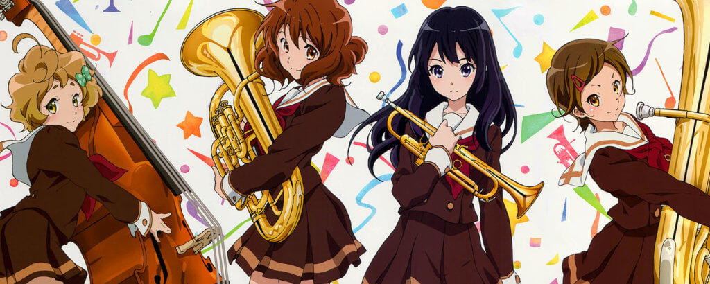 Best Anime of Fall 2016 - Sound Euphonium 2