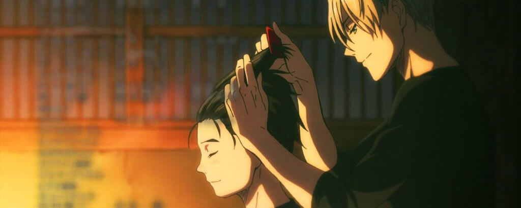 Best Anime of Fall 2016 - Best Couple goes to Yuri & Viktor