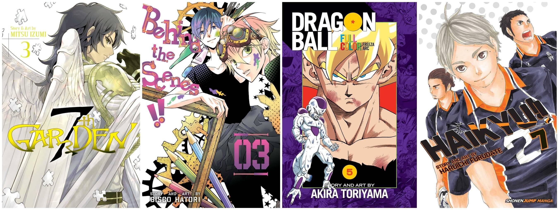 January 2017 Manga Release