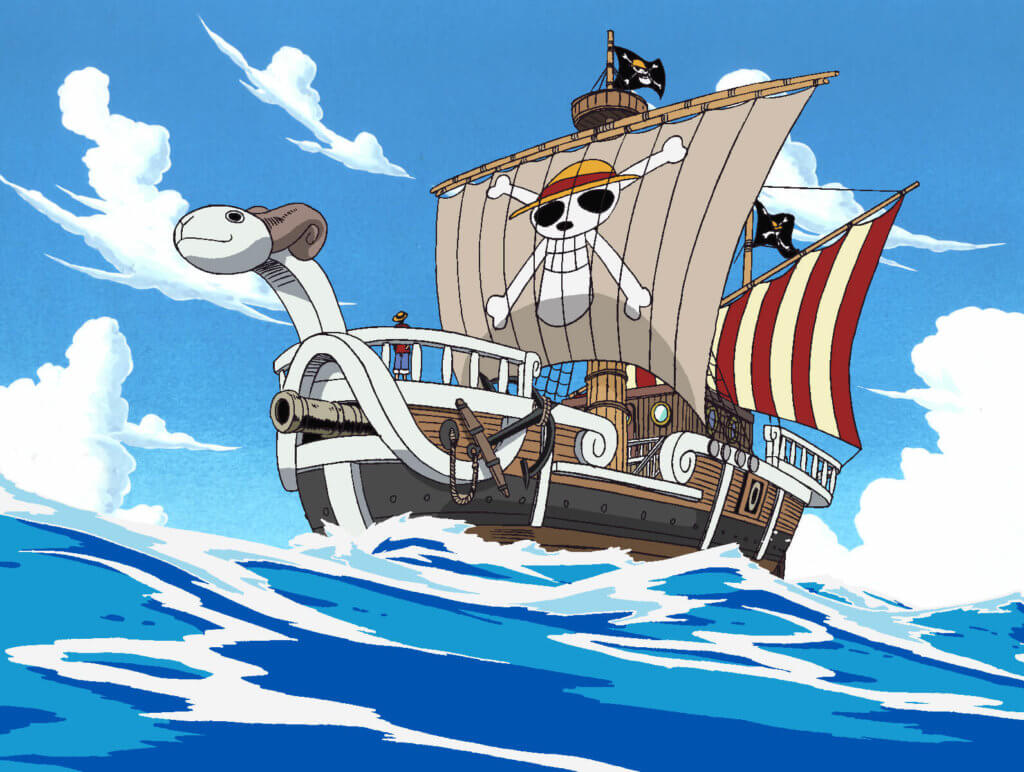 We need more anime about pirates