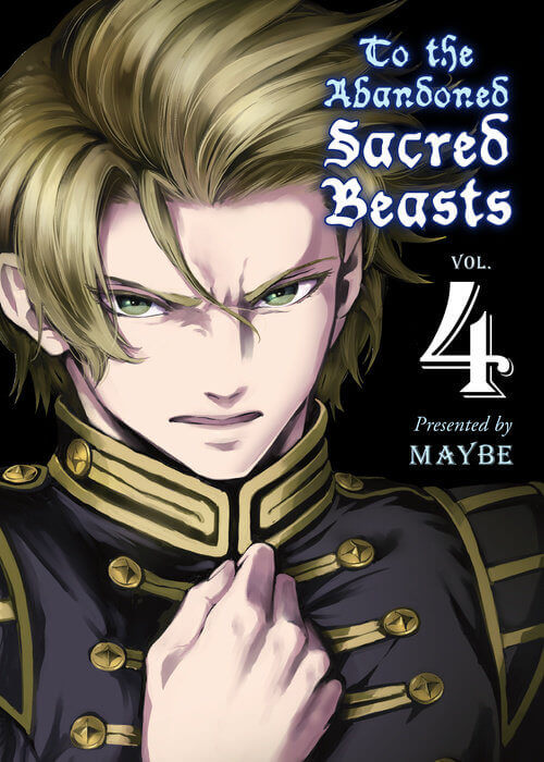 February 2017 Manga Releases Cover of To the Abandoned Sacred Beasts.