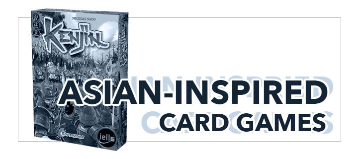 Asian-Inspired Card Games