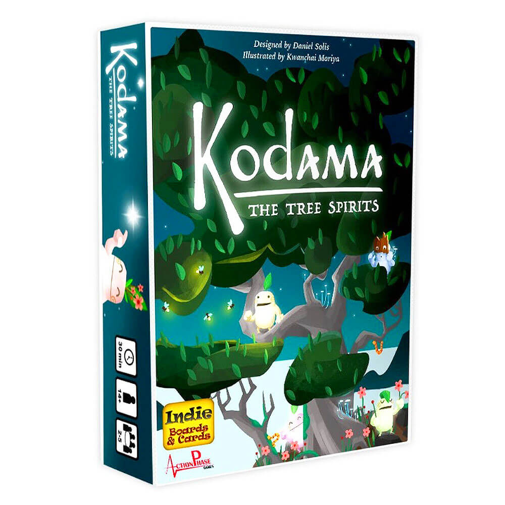 Asian Inspired Card Game - Kodama