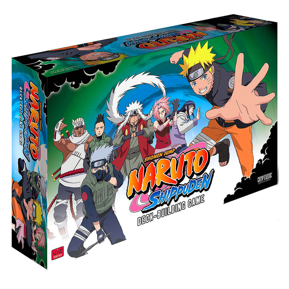 Asian-Inspired Card Game - Naruto