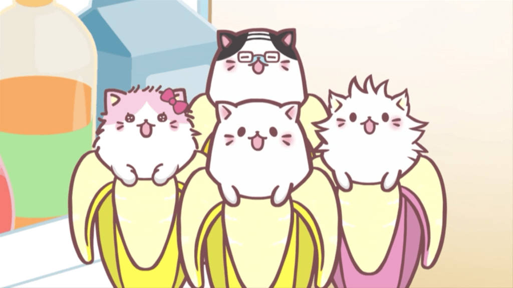 Picture of the Bananya Squad
