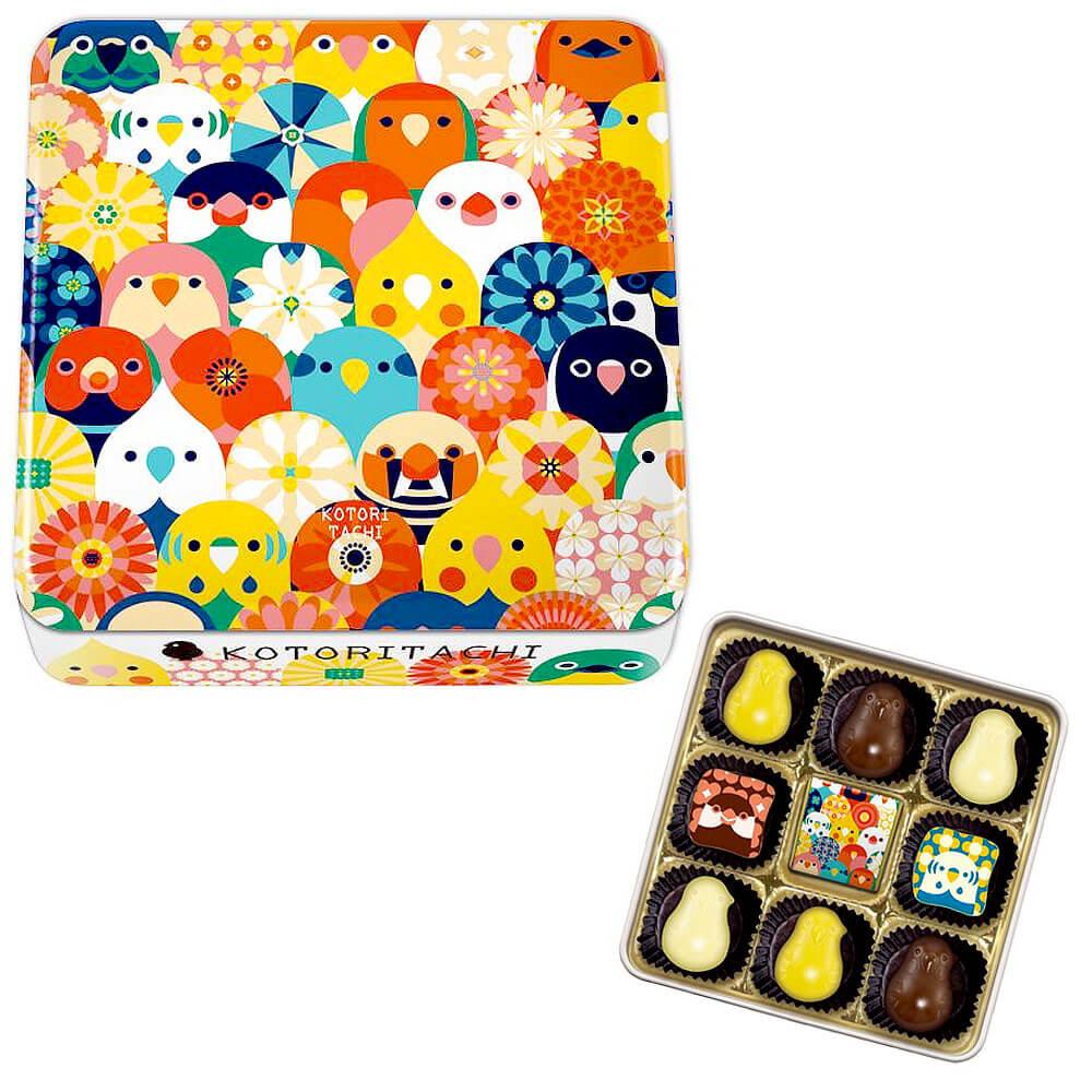 Valentine's day Gift Guide Kotori Tachi Gift Tin