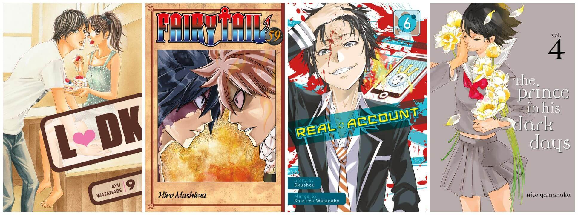 March 2017 Manga Releases