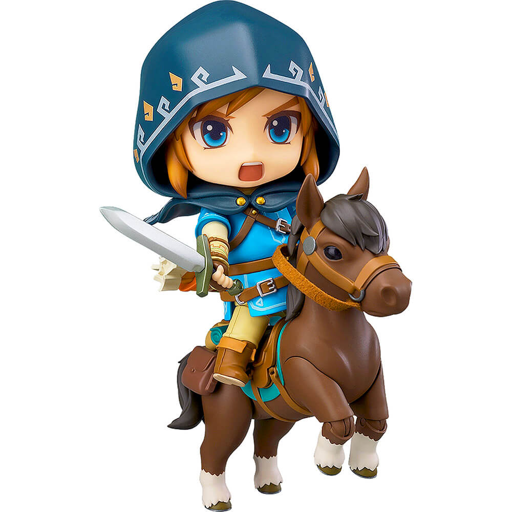 Nendoroid The Legend of Zelda Link: Breath of the Wild Ver. DX Edition
