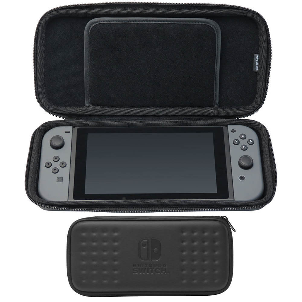 Nintendo Switch Accessories - HORI Tough Pouch (black
