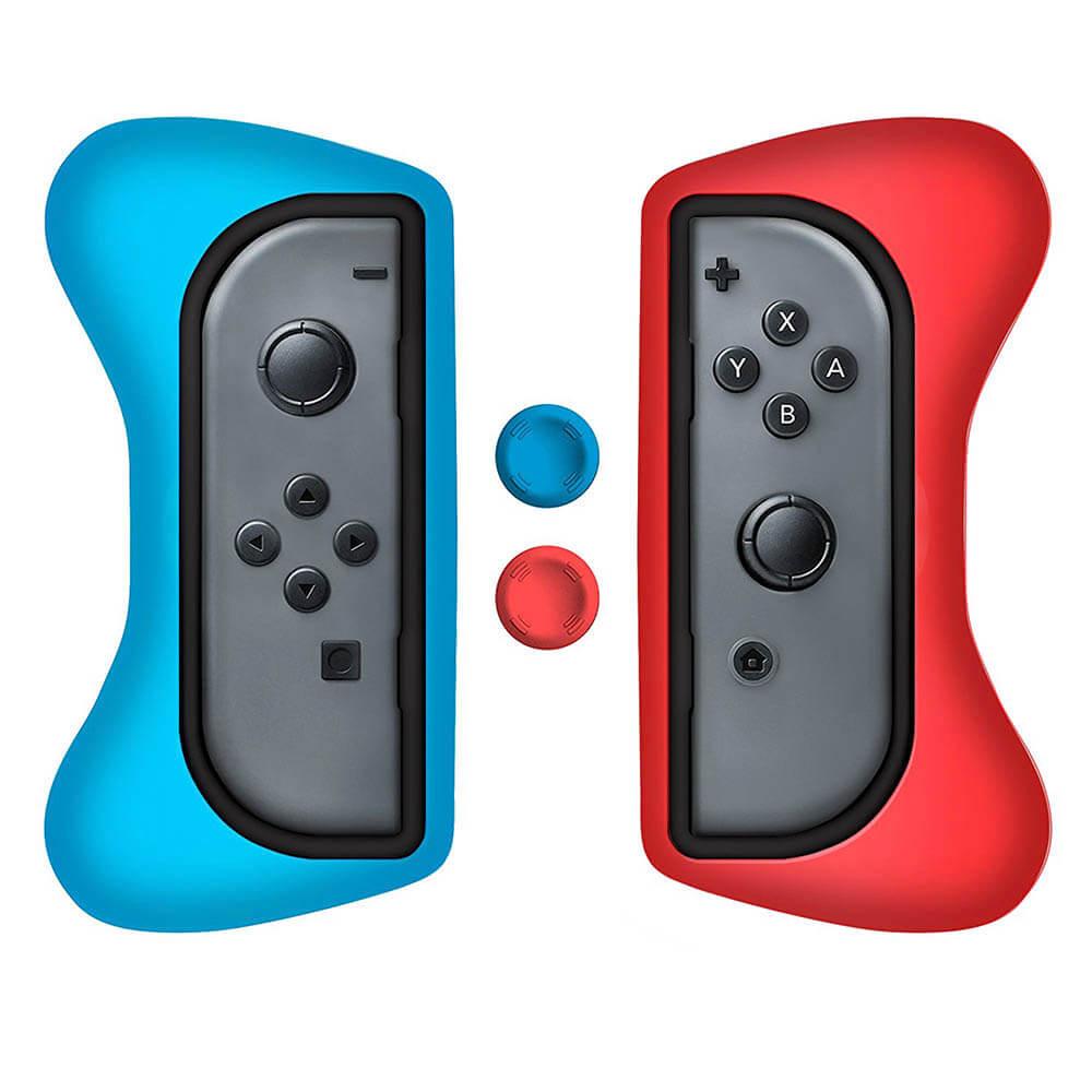 Nintendo Switch Accessories - Surge Grip Kit