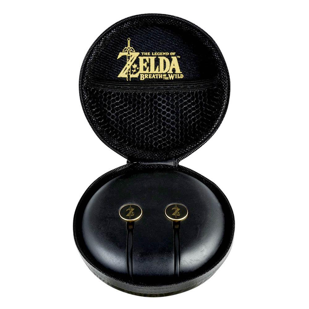 Nintendo Switch Accessories - Zelda Chat Earbuds