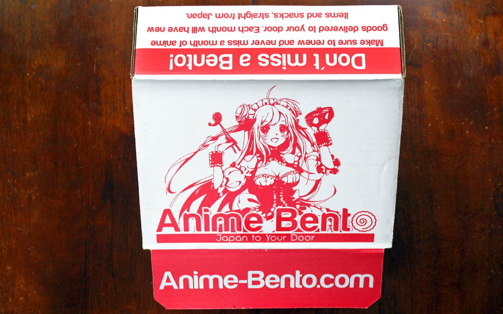Yatta-Tachi Unboxes: Anime Bento