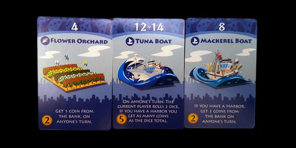 Machi Koro Cards - Primary Industry