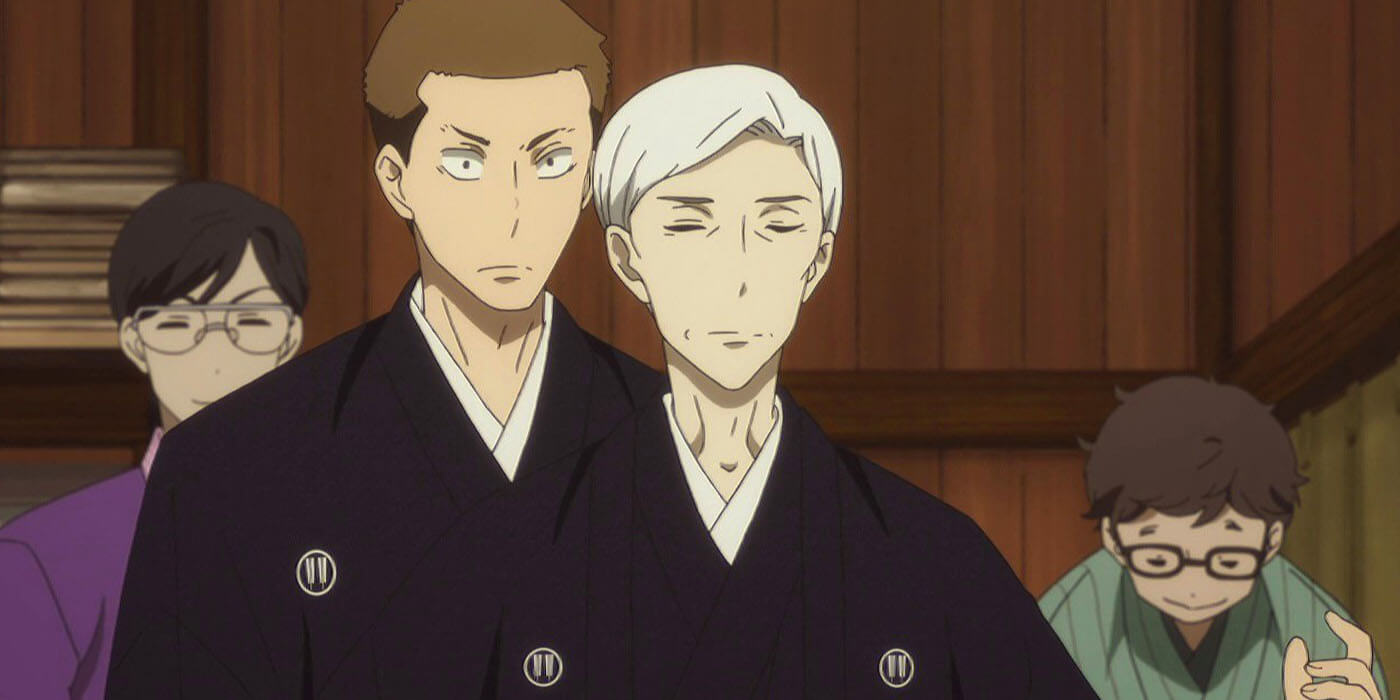 Best Anime of Winter 2017 - Shouwa Genroku Rakugo Shinjuu 2